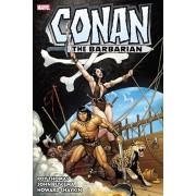 Conan the Barbarian: The Original Marvel Years Omnibus Vol. 3, Hardcover/Roy Thomas