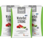 SlimJOY 3 WaterOut Strong Night- Kapseln zum Abnehmen, für die Nacht. 3x 30 Kapseln