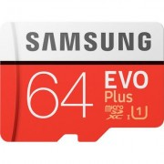 Samsung EVO Plus 64GB micro SD Memory Card