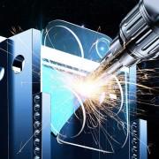 Capa Flip + Película para Samsung Galaxy Grand Neo / Neo Plus / Duos