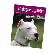 "Artemis Livre ""Dogue Argentin"" Collection Pet Book"