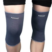 Aktive Support 500 Knee Support (M Grey)
