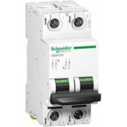 ACTI9 C60H-DC kismegszakító, 2P, C, 4A, 500VDC A9N61524 - Schneider Electric