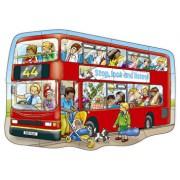 Puzzle Autobuzul londonez - Big Bus