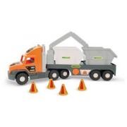 WADER Super Tech Truck laweta z kontenerami budowlanymi 36760