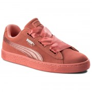 Puma Sneakers PUMA - Suede Heart SNK Jr 364918 05 Shell Pink/Shell Pink