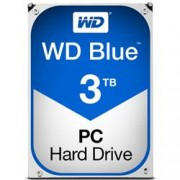 WESTERN DIGITAL WD BLUE 3.5 3TB SATA3 (DK)