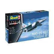 Plastica ModelKit Plastic 03878 - MiG-25 RBT (1:72)