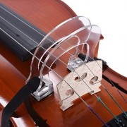 ELECTROPRIME® Violin Bow Bowing Right Collimator Straighter for 1/4 1/8 Violin Bow Parts