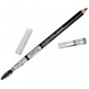 Isadora eyebrow pencil with brush 21,dark brown eyebrow pencil with