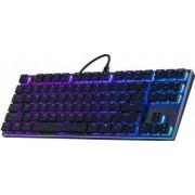 Tastatura Gaming Cooler Master Masterkeys SK630 RGB Cherry MX Red Negru