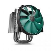 Охлаждане за процесор DeepCool LUCIFER V2, съвместимост със сокети LGA20XX/LGA1366/LGA115X/LGA775 & AMD AM3(+)/AM2(+)/FM2(+)/FM1