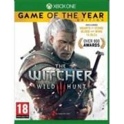 THE WITCHER 3 WILD HUNT GOTY EDITION - XBOX ONE