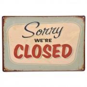 Tablou cu print decorativ GMO Closed