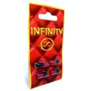 Infinity 4 db kapszula, potencianövelő hatású, Férfiaknak