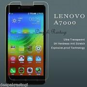 SS Lenovo A7000 Tempered Glass