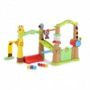 Little Tikes Nauka przez zabawę zabawka edukacyjna zabawka interaktywna Activity Garden Domek na drzewie