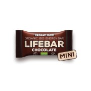 LIFEBAR baton cu ciocolata raw eco 25g