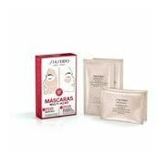 Benefiance kit máscaras multi-ação: 1 máscara rosto + 2 máscaras de olhos - Shiseido