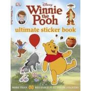 Winnie the Pooh Ultimate Sticker Book, Paperback
