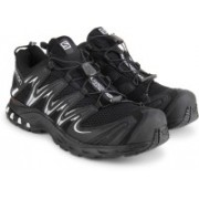 Salomon XA PRO 3D W BLACK/BLACK/White Trail Running Shoes For Women(Black)
