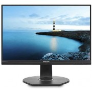 "Monitor IPS LED Philips 23.8"" 241B7QUPEB, Full HD (1920 x 1080), VGA, Boxe, 5 ms (Negru)"