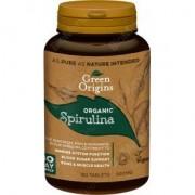 Green Origins bio spirulina tabletta - 180db