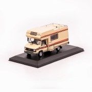 Camping cars nr.1 - Pilote R 470 Fiat Ducato - 1984