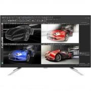 "Monitor 42.51"" PHILIPS BDM4350UC, 4K UHD 3840*2160, IPS, 16:9, WLED, anti-glare, 5 ms, 300 cd/m2, 50M:1/ 1200:1, 178/178, Flicker free, MHL, USB,"