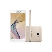 Smartphone Samsung Galaxy J7 Prime Dual Chip Android Tela 5.5 32GB 4G Câmera 13MP - Dourado