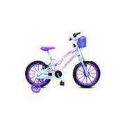 Bicicleta Colli MTB Aro 16 Lilás Feminino - 103
