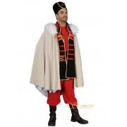 Costum carnaval barbati Tar rus