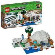 Lego (LEGO) Minecraft Arctic Igloo 21142