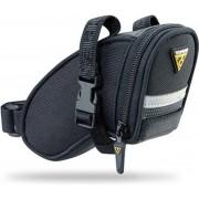 Topeak Aero Wedge Packs Micro Zadeltas - Strap - 0.45 liter - Zwart
