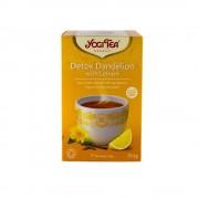Ceai Bio Detox cu lamaie Yogi Tea