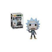 Prison Break Rick - Rick and Morty Funko Pop Animation