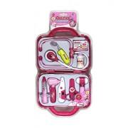 Shopaholic Kids Doctor and Nurse Tools Playset, Pink