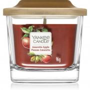 Yankee Candle Elevation Amaretto Apple vonná svíčka malá 96 g