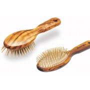 Perie pentru par Haute Coiffure Forming Small cu peri din lemn
