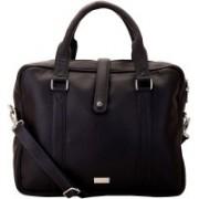 ARTA Briefcase Slim Laptop Bag Medium Briefcase - For Men & Women(Black)