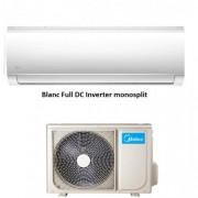 Midea MSMAAU-09HRDN1-QRD0GW Blanc Full DC Inverter monosplit 2.6KW