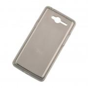 Husa Back Cover Case telefon Kruger & Matz Drive 2, silicon, Gri