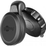 Goobay Supporto Magnetico da Auto per Smartphone Universale Nero