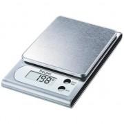 Cantar de bucatarie Beurer KS22, 3 kg, Argintiu