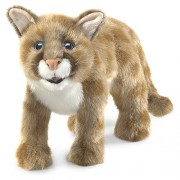 Folkmanis Mountain Lion Cub Hand Puppet