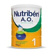 Leite ao1 para lactentes 800g - Nutriben