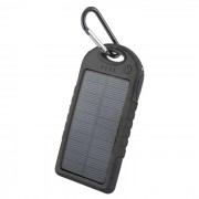 Forever STB-200 5000mAh соларно водоустойчиво компактно зарядно устройство - power bank