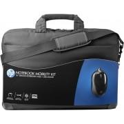 Notebook Taska HP Mobility Kit 16 (H6L24AA)