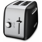 KitchenAid 4D8SF9M2B1M0 500 W Pop Up Toaster(Silver)
