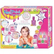 ANNIE Nail Polish Factory Big Set for Girls/Improves Creativity in Fashion